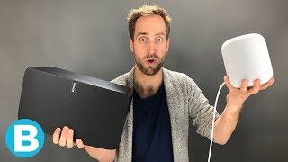 Welke speaker klinkt het beste: HomePod of Sonos Play:5?