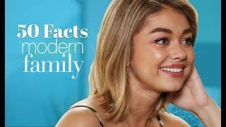 50 Facts About Modern Family