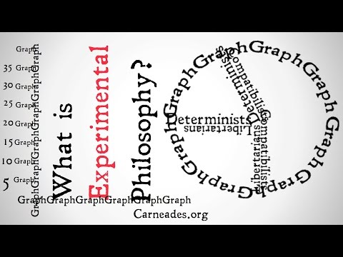 What is Experimental Philosophy? (The Four Projects)