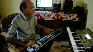 Aane wala pal cover on banjo by Ustad Yusuf Darbar / 7977861516/ Arshad Darbar