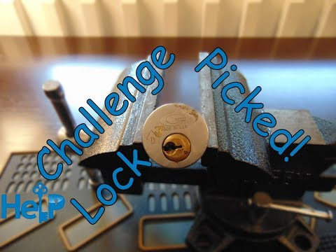 [72] Schlage Challenge Lock Originally Pinned by AceOfShades_  and Further Modified By justwritesome