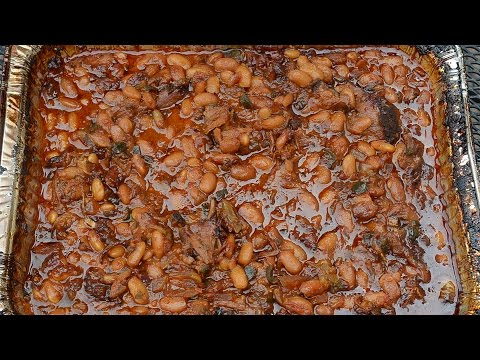 Barbecue Beans from Scratch: You'll never eat canned beans again!