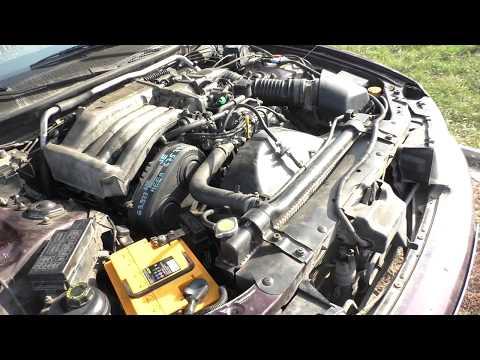 Mazda 929 HC 1994 , Замена генератора