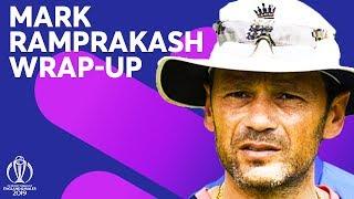 Wrap-up With Mark Ramprakash And Ridhima Pathak: India vs New Zealand   ICC Cricket World Cup 2019
