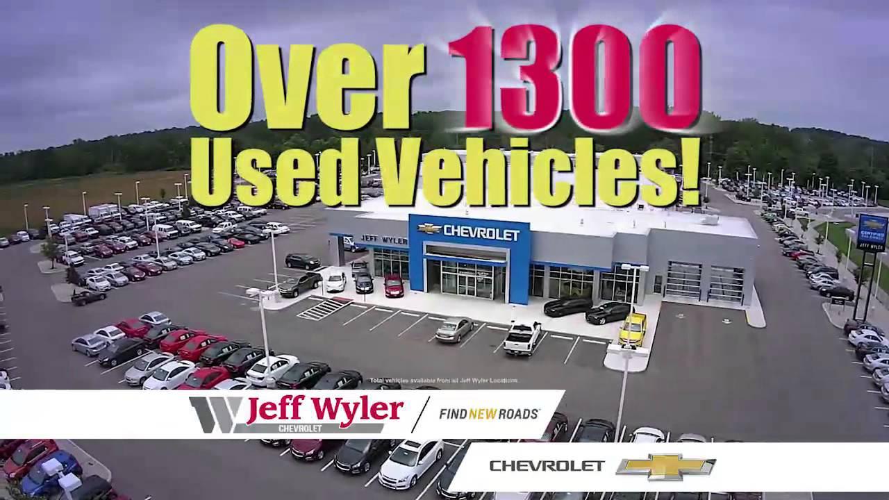 Jeff Wyler Springfield >> Jeff Wyler Springfield Chevrolet Fresh Start Financing
