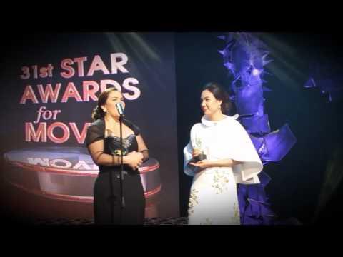 Gretchen Barretto & Sylvia Sanchez Star Awards
