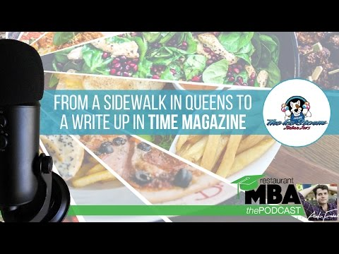 From a sidewalk in Queens to a write up in Time Magazine with The Ice Storm - Episode 1