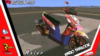 Review Mod || Vario Thailook No Import || Gta Sa Mod Android ~ Review Mod #13 ~