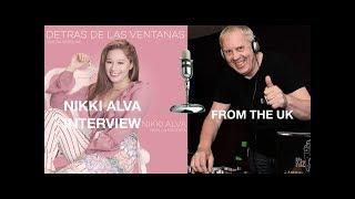 INTERVIEW FROM THE UK || Nikki Alva