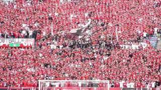 URAWA REDS supporters ☆  wonderful performance