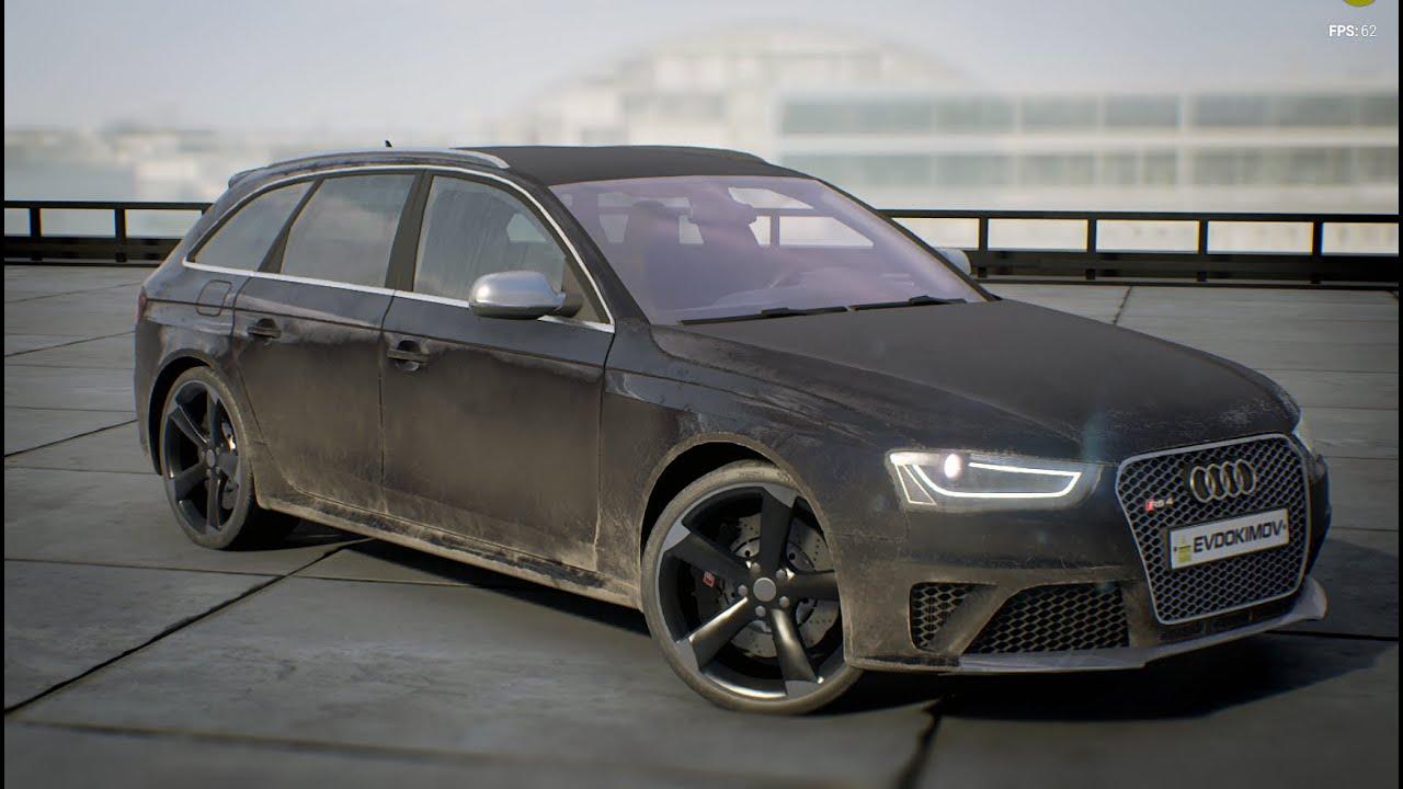 Audi RS UE Car Configurator YouTube - Audi car configurator