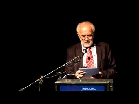 Benny Landa on Nanotechnology, at the NanoIsrael Conference 2014