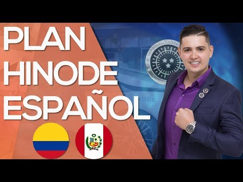 Plan HINODE Peru y Colombia - Daniel Uchoa (Imperial Three Stars)