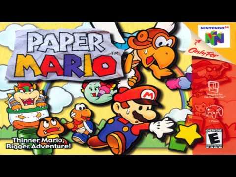 Paper Mario Piano Remix Medley