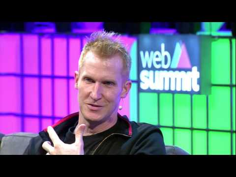 The Midas touch: Steve Anderson in conversation with Miguel Helft at Web Summit 2016