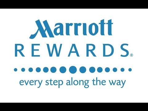 Marriot Rewards Overview