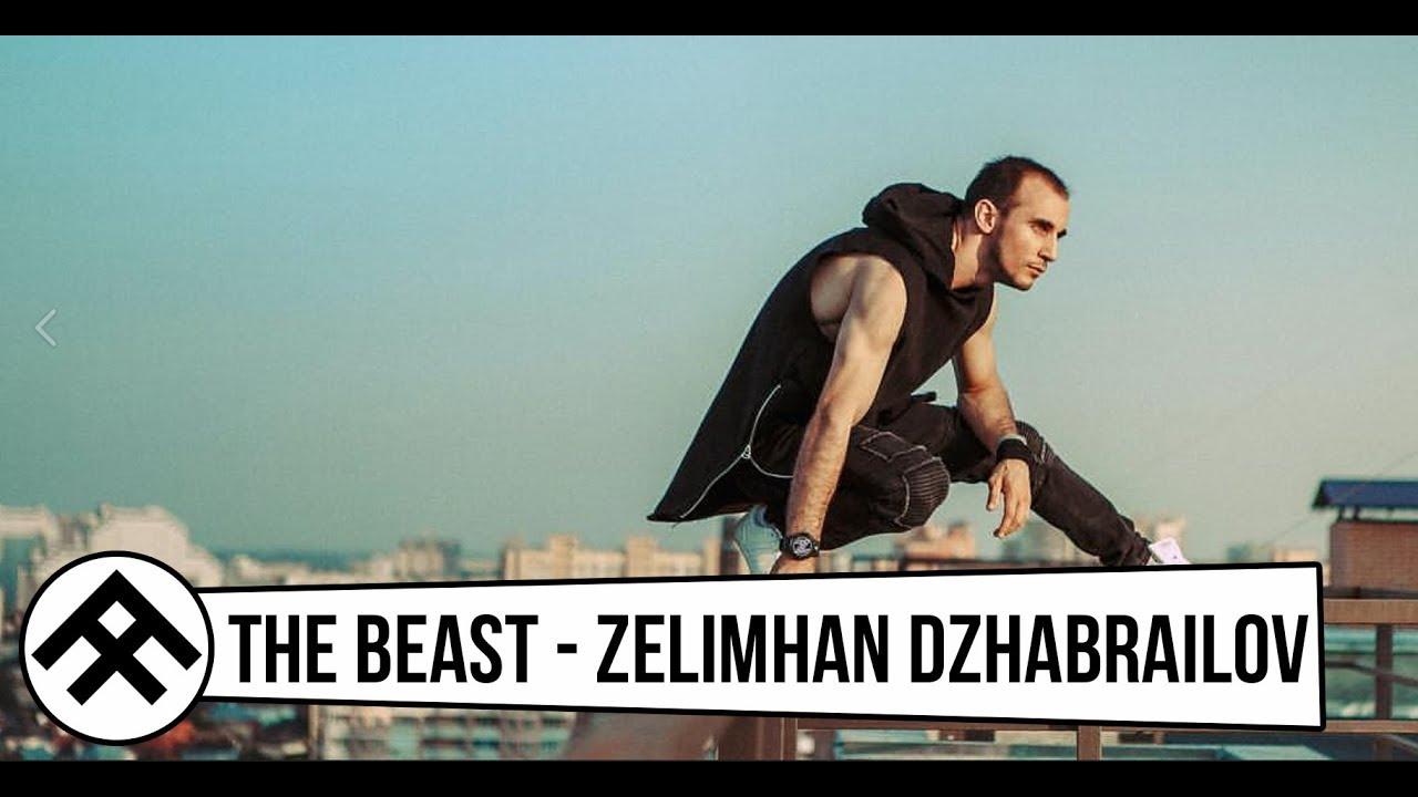 the beast  zelimhan dzhabrailov  youtube