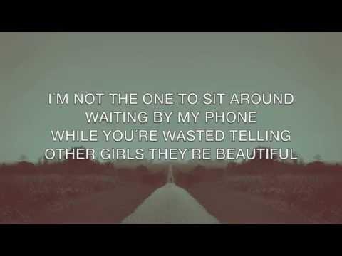 Against The Current - Talk (lyrics)