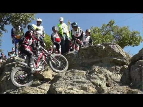 Duel: Lors Gubian - Alexandre Ferrer , Finale Championnat de Fance Trial