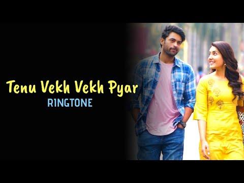 Tenu Vekh Vekh Pyar Kardi(TikTok) Ringtone 🎵🔥🔥(Download Link In Description)