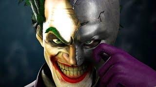 БЭТМЕН СТАЛ ЗЛОДЕЕМ, А ДЖОКЕР ГЕРОЕМ? BATMAN. JOKER. DC COMICS. WHITE KNIGHT.