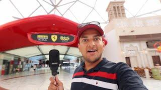 Ferrari World, Bahut Darawna | #GhumakkadGagan