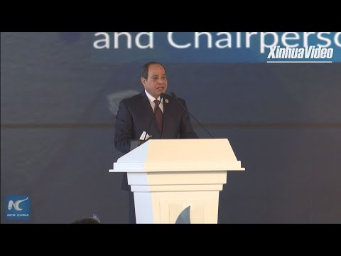 Forum On Peace, Security In Africa Kicks Off In Egypt's Aswan