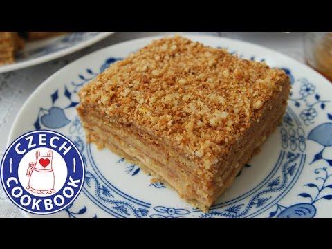 Honey cake recipe medovnk czech cookbook youtube honey cake recipe medovnk czech cookbook forumfinder Choice Image