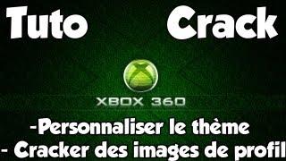 Tuto - Personnaliser le thème de la xbox - Cracker des images de profil xbox 360 - Via Horizon