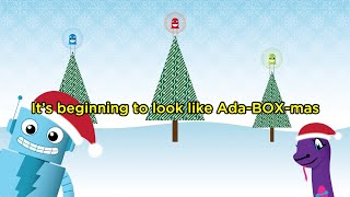 It's beginning to look a lot like ADABOX-mas - THE MUSICAL!