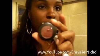 Makeup Tutorial: Cranberry Highlights