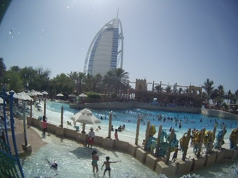 DUBAI -WILD WADI WATERPARK