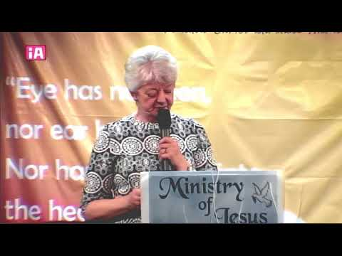 The Power of the Agape love by Sis. Margaret @ Ministry of Jesus, Dublin,Ireland (29-10-2017)
