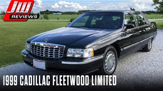 1999 Cadillac Fleetwood Limited Review