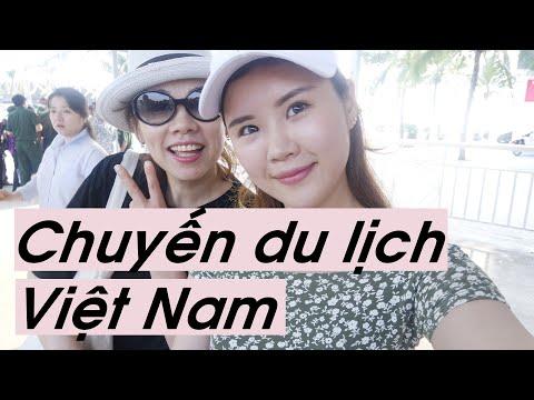 Chuyến Du lịch Việt Nam của Hye Ri