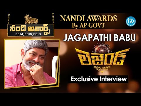 Jagapathi Babu Exclusive Interview || Talking Movies With iDream #161
