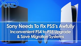 Sony Needs To Fix PS5's Awfully Inconvenient Upgrade & Save Migration Systems
