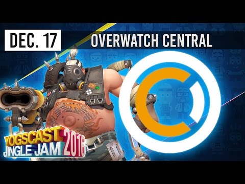 OWC VISIT YOGTOWERS w/ OVERWATCH CENTRAL - YOGSCAST JINGLE JAM - 17th December 2016