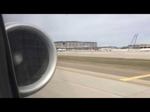 Delta AIrlines MD-88 Full Flight Minneapolis Saint-Paul To Atlanta