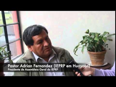 IEPRP em Lima, Peru e suas necessidade