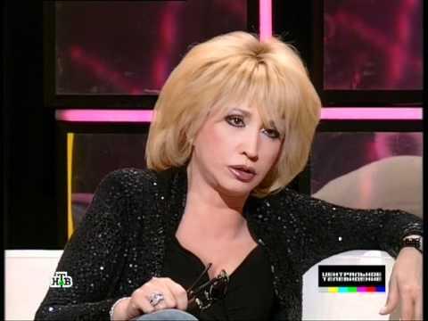 Ирина Аллегрова - Центральное телевидение, 2012 г.