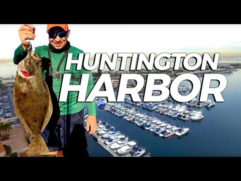 Lots of Calico Bass  & Halibut - Huntington Harbor - Long Beach - Invitacion Especial