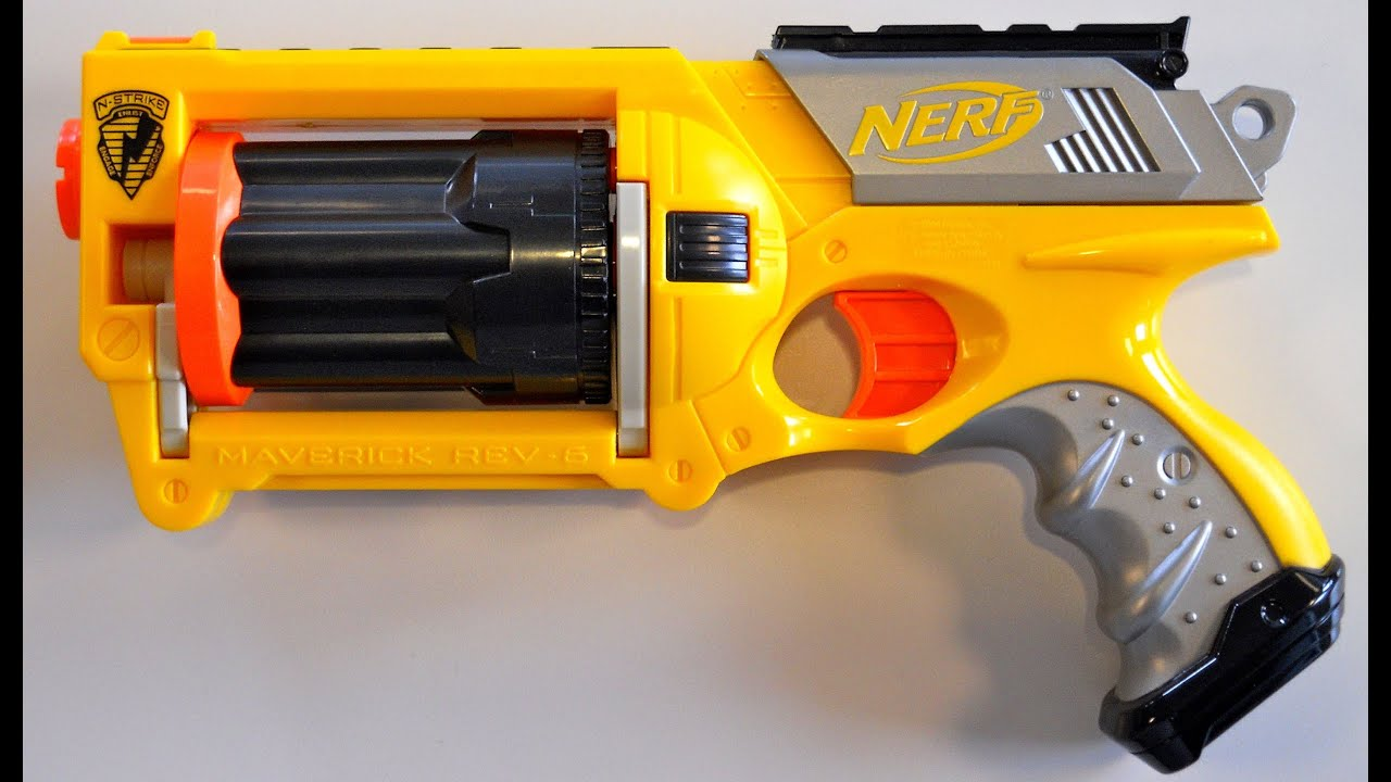 Nerf review