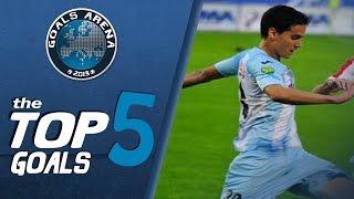 TOP 5 GOALS 7 kolo JSL 2014 15