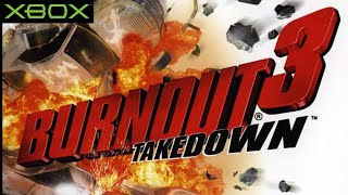 Playthrough [Xbox] Burnout 3: Takedown - Part 1 of 2