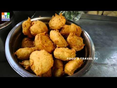 Bajji & Masala Chat | MUMBAI STREET FOOD | 4K VIDEOS | 4K ULTRA HD VIDEOS | FOOD & TRAVEL TV