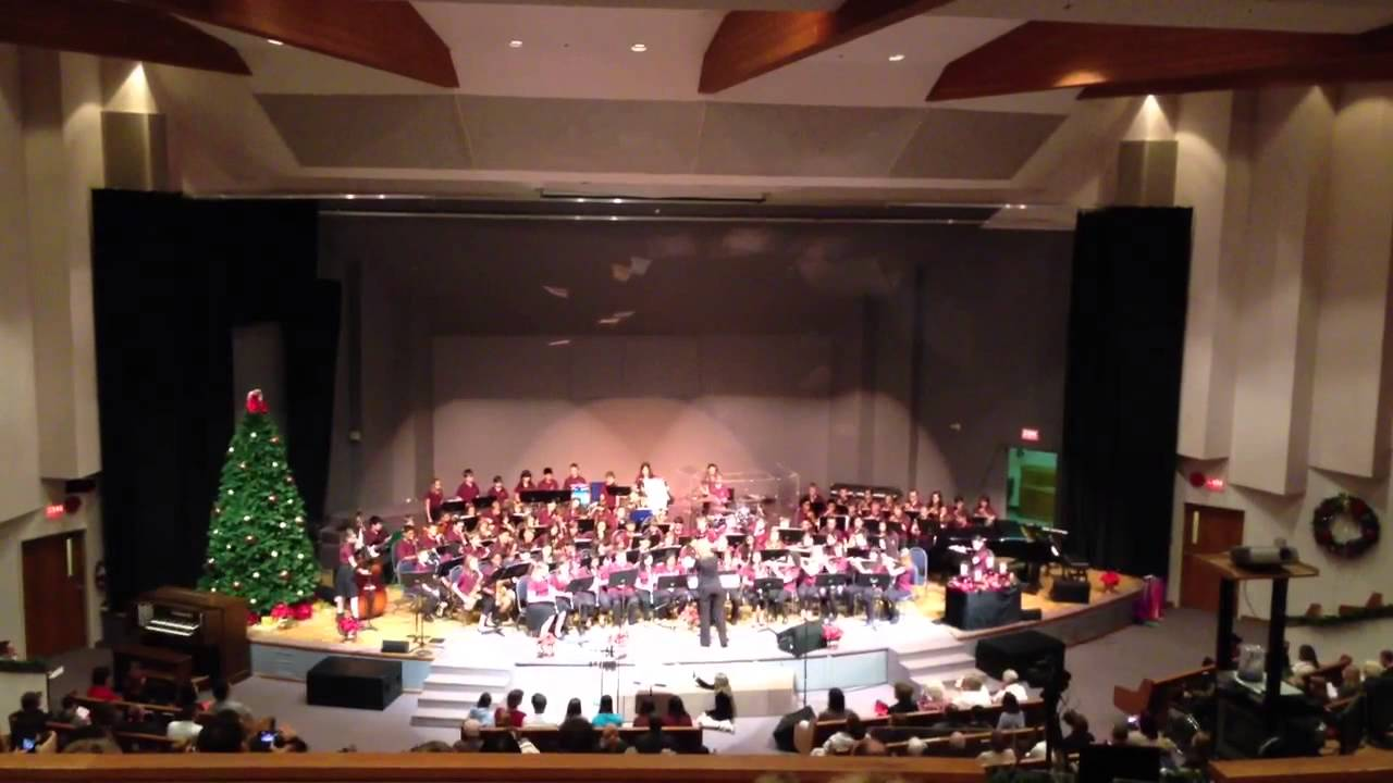 Chief Dan George Middle School Grade 7 Concert Band