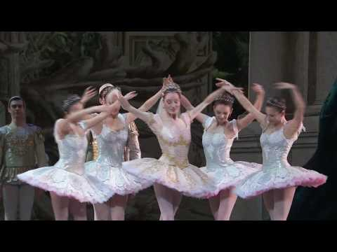 Paris Opera Ballet: full 'Midsummer Night's Dream' Act II divertissement (Balanchine)