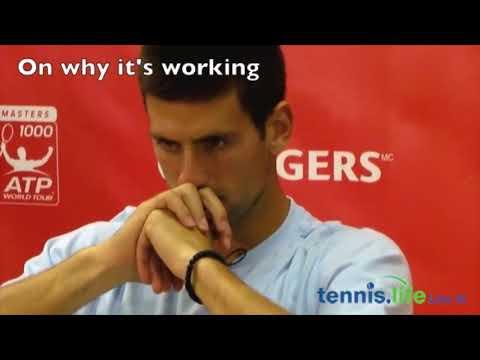 Novak Djokovic - Rogers Cup 2011