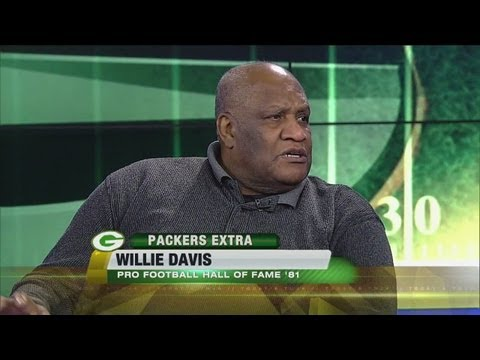 "Seen on ""Live at Daybreak"": Willie Davis"